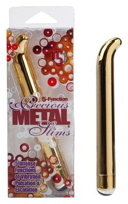5-Function Precious Metal Slims Slender G - Gold