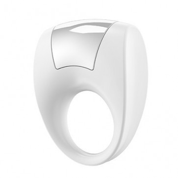 OVO B8 White Chrome Ring