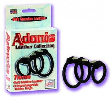 Adonis Leather Collection - Triton