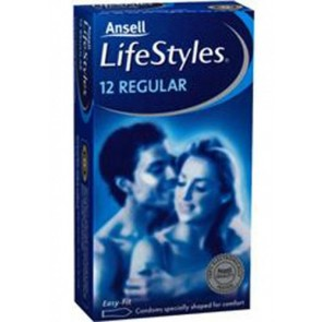 Ansell Lifestyles Regular 144