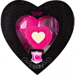 Cuore Romantica Pleasure Giftset Black/Pink