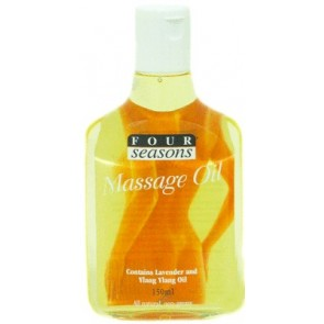 Four Seasons Massage Lavender and Ylang Ylang (150ml)