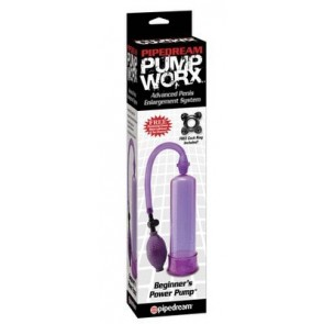 Pump Worx Beginners Power Pump Purple