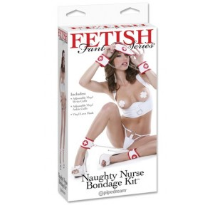 Fetish Fantasy Naughty Nurse Bondage Kit