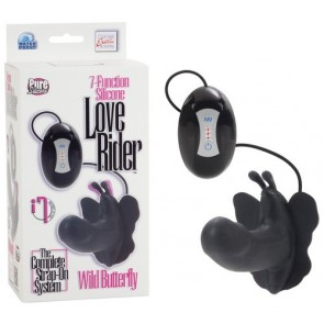Love Rider Wild Butterfly - Black