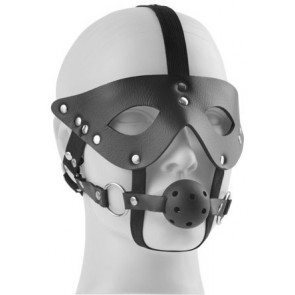 Fetish Fantasy Masquerade Mask and Ball Gag