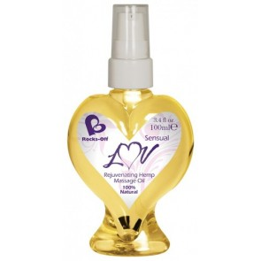 Rocks Off Luv Massage Oil Sesnual