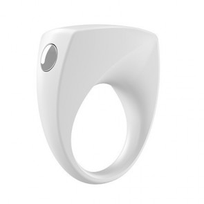 OVO B6 White Chrome Ring