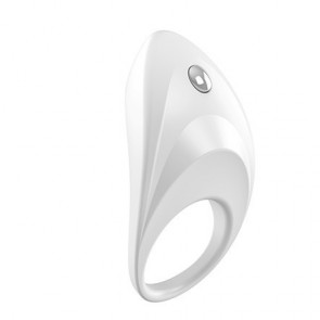 OVO B7 White Chrome Ring