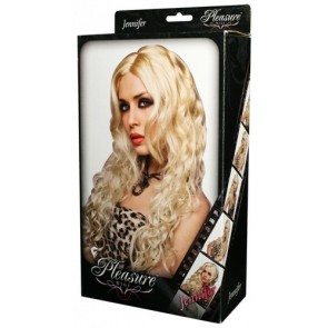 Pleasure Wigs Jennifer Wig Blonde
