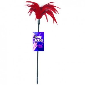 Starburst Tickler - Red