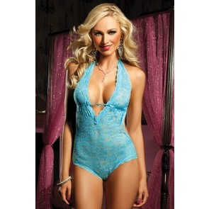Uptown Lace teddy STM-9153P-OS-Blu